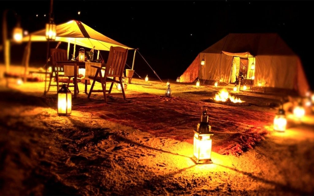 Image result for overnight camp in the desert of abu dhabi